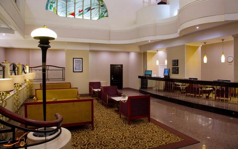 هتل ماریوت تورسکیا مسکو