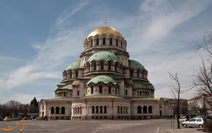 جاذبه های شهر صوفیه