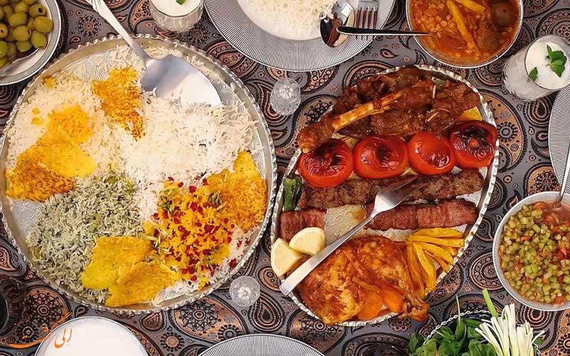 غذاهای تبریزی