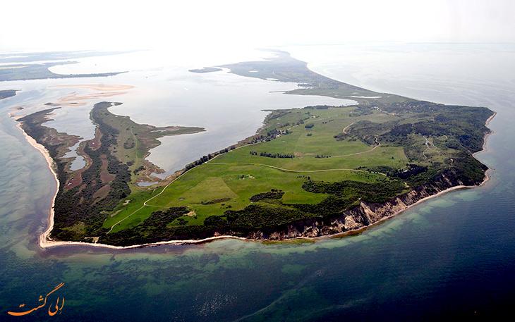 جزیره ی هیدنزی