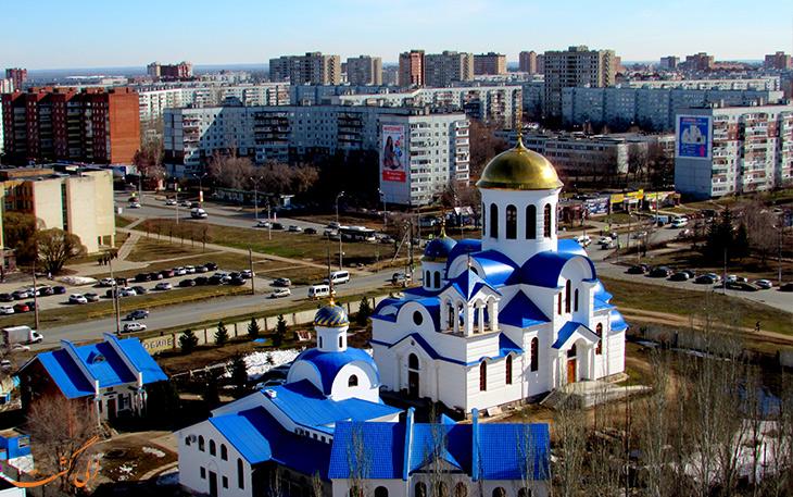 کلیسای جامع سامارا