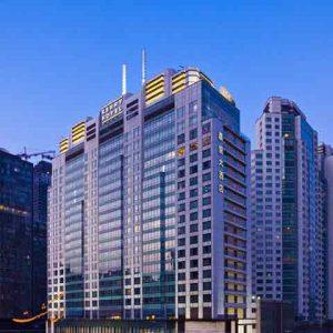 هتل کری در پکن