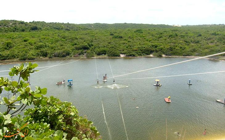 دریاچه جاکوما