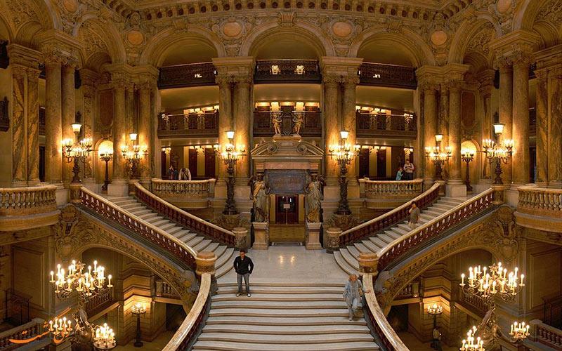 پلکان کاخ