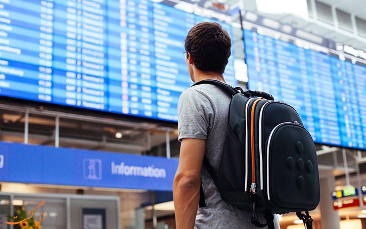 حقوق مسافران در پروازهای خارجی