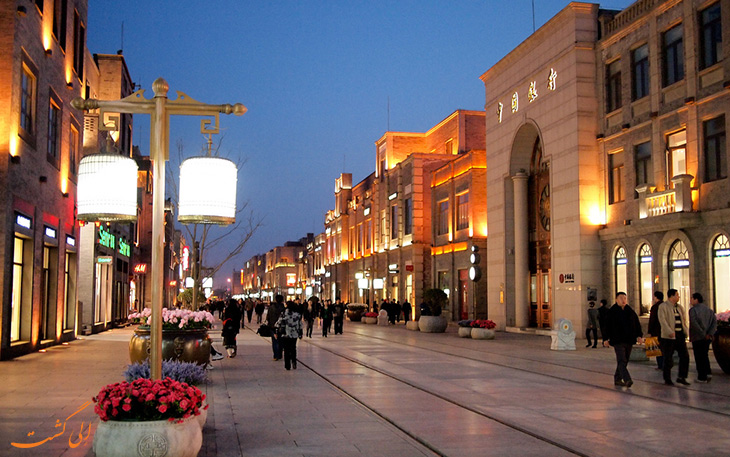 خیابان کیانمن