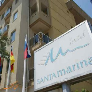 هتل سانتا مارینا در آنتالیا