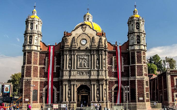 • کلیسای سانتا ماریا دِ گوادالوپ