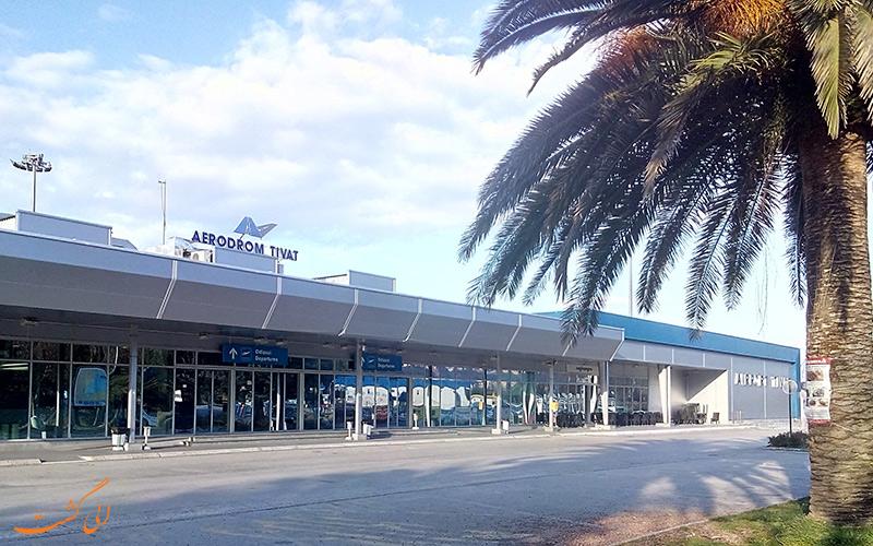 تاریخچه ی فرودگاه بین المللی تیوات