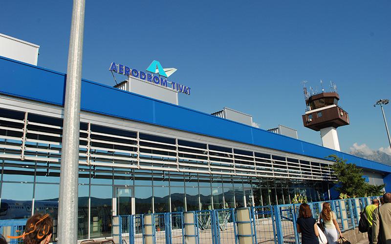 راه های دسترسی به فرودگاه بین المللی تیوات