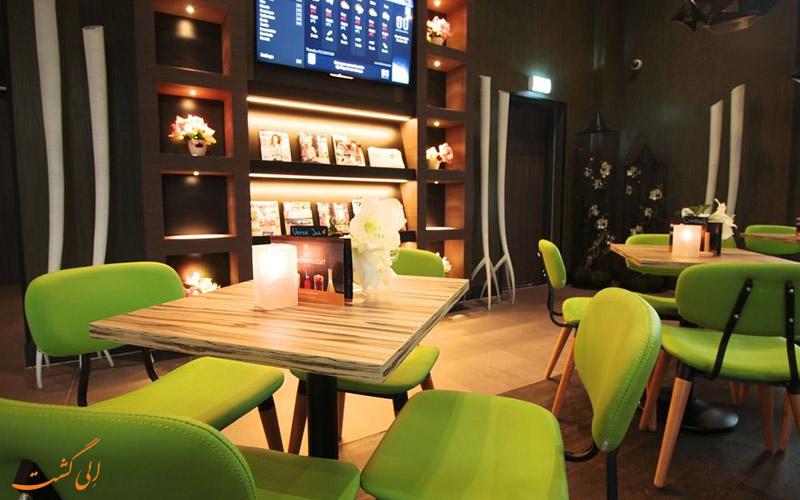 خدمات رفاهی هتل بست وسترن پریمیر کوچر آمستردام- رستوران
