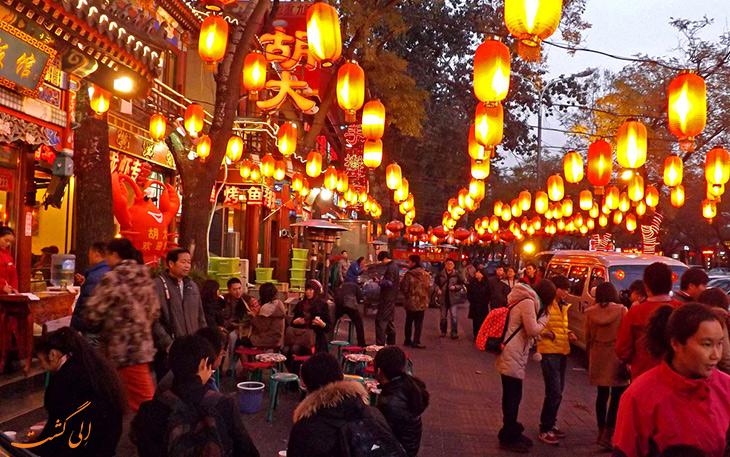خیابان ژیوشوئی