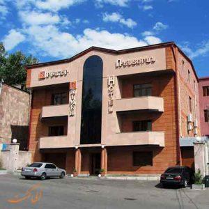 هتل ایروان دلوکس ارمنستان