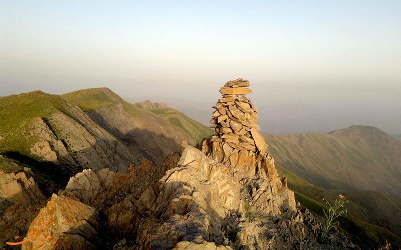کوه آوالان
