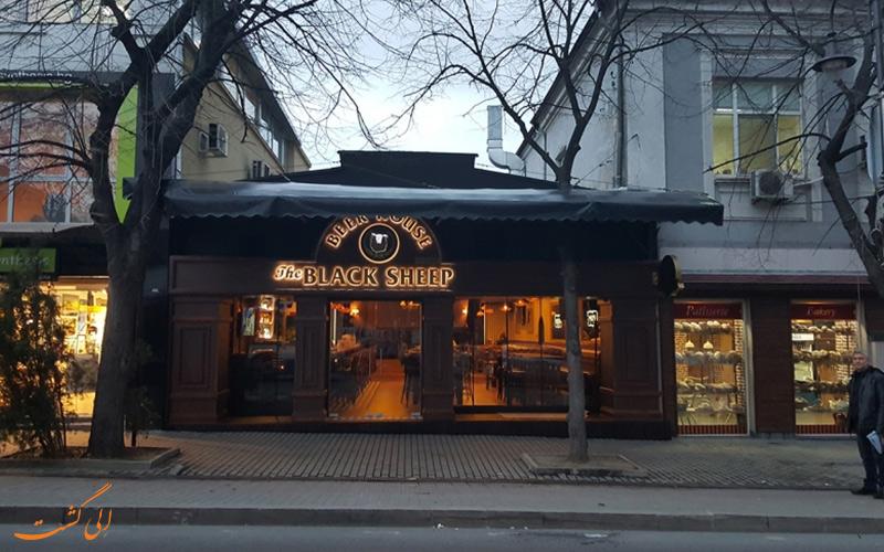 رستوران بلک شیپ | Black Sheep