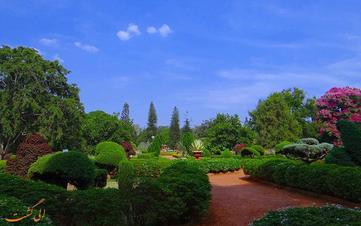 لال باغ در بنگلور
