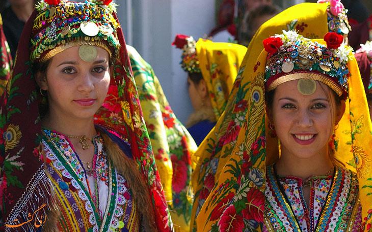 لباس سنتی بلغارستان