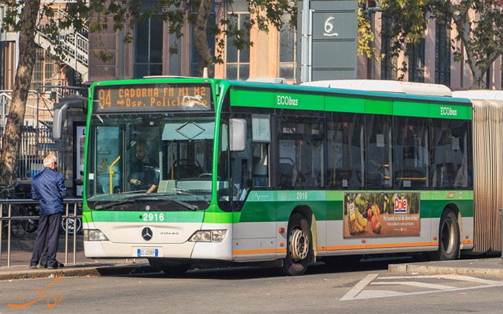 اتوبوس میلان