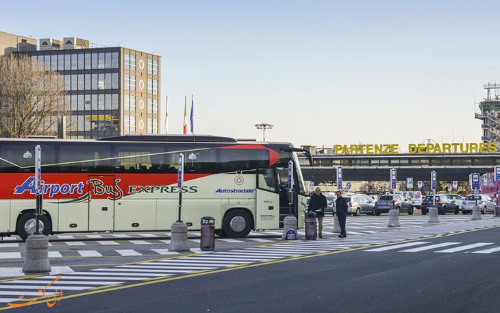 گزینه های حمل و نقل فرودگاه مالپنسا