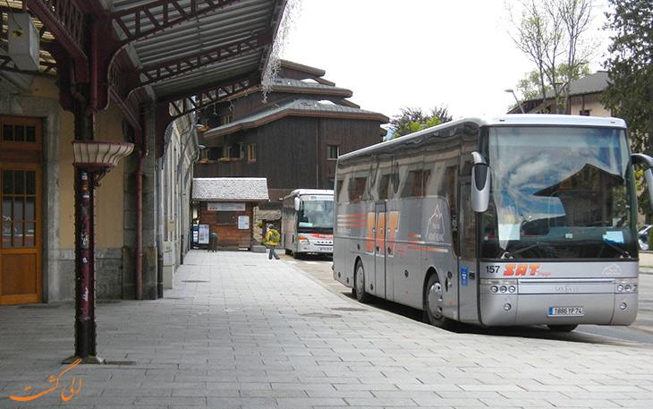 اتوبوس ژنو
