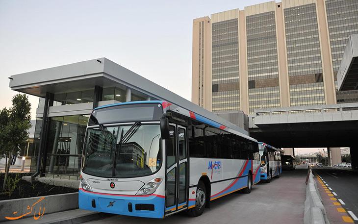 اتوبوس کیپ تاون