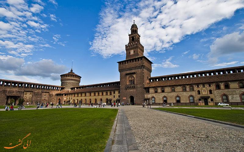 درباره قلعه اسفورزا