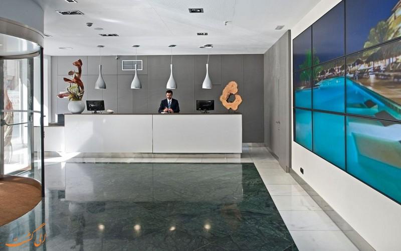 هتل کاتالونیا اتوچا در اسپانیا
