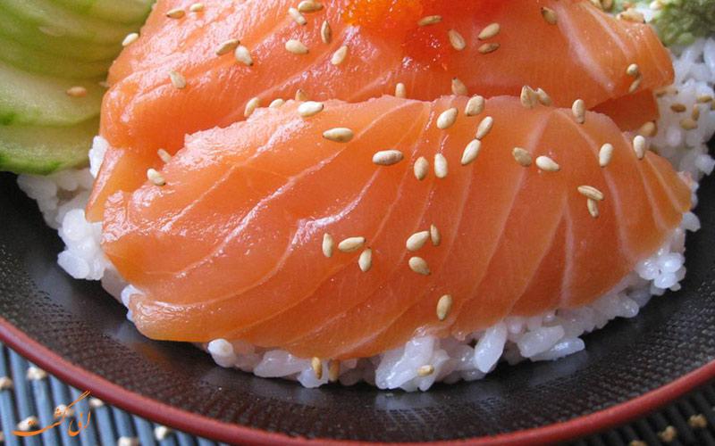 چیراشی سوشی