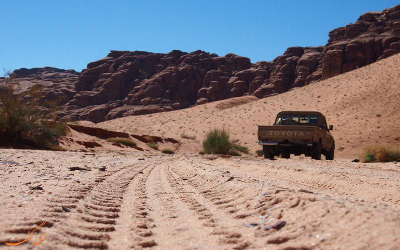 کشف ردپای 85 هزار ساله - عربستان