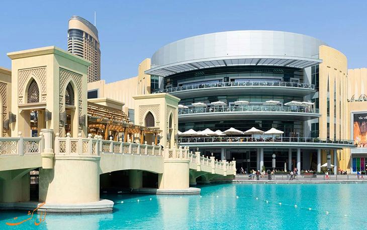 مراکز خرید در شهر دبی