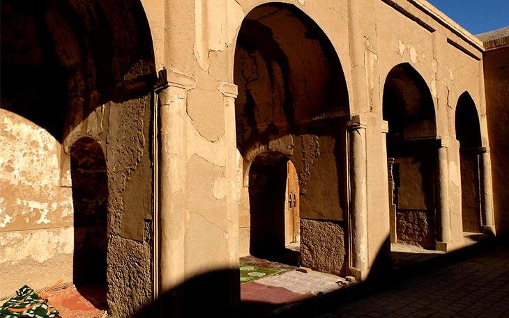 مسجد جامع فهرج در استان یزد