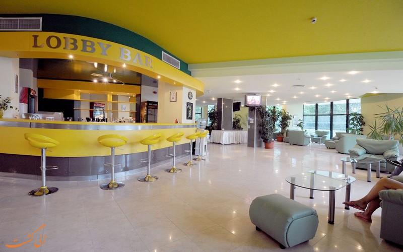 هتل 4 ستاره پالم بیچ در وارنا