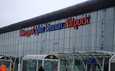 حمل و نقل فرودگاه لیورپول