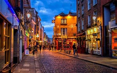 سفر به دوبلین