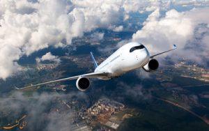 آلوده ترین قسمت های هواپیما