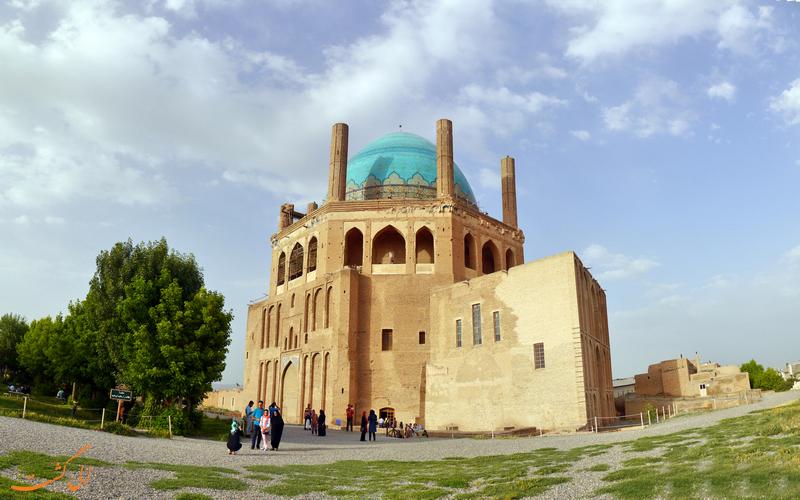 برنامه سفر به زنجان