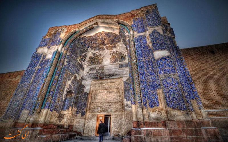 مسجد کبود در تبریز
