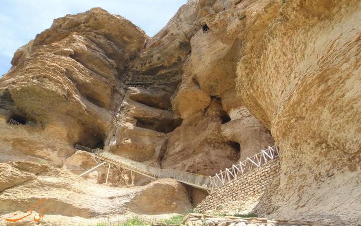 غار تاریخی کرفتو