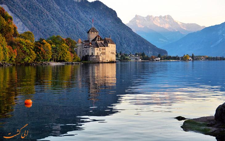 شهر مونترو سوئیس