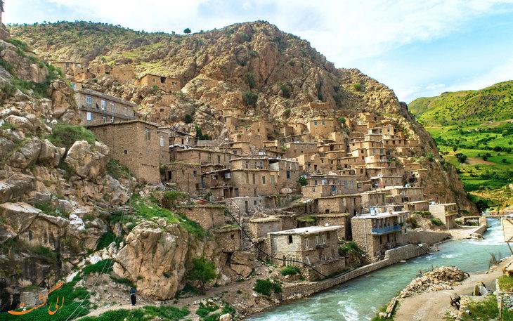 روستای زیبای پالنگان
