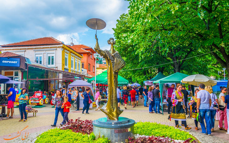 فستیوال گل سرخ بلغارستان-برنامه سفر به بلغارستان