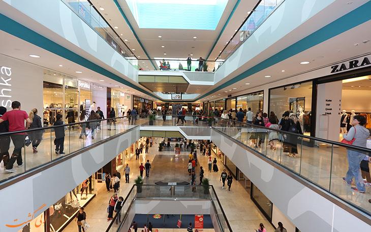 مراکز خرید در شهر مکزیکوسیتی