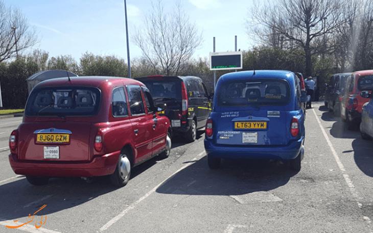 تاکسی فرودگاه منچستر