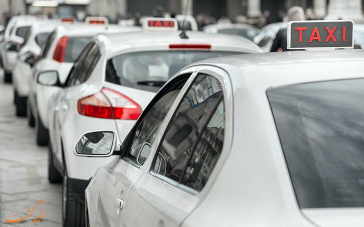 تاکسی میلان
