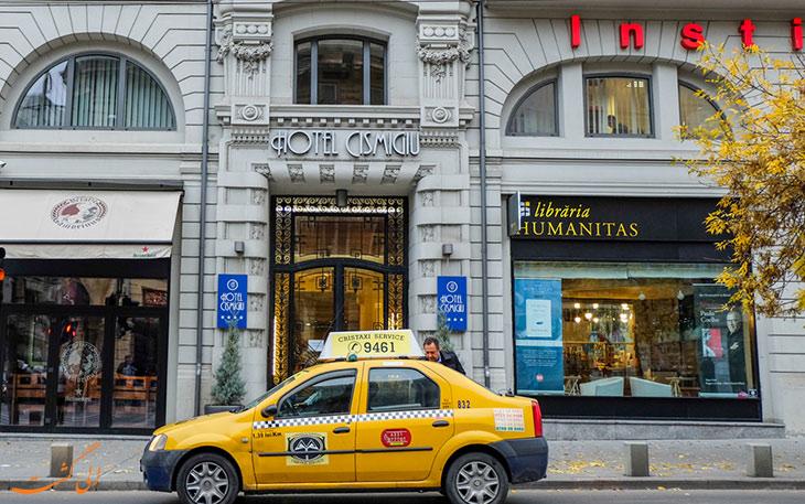 تاکسی بخارست