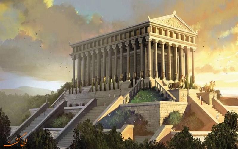نیایشگاه آرتمیس در افسس