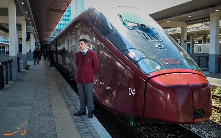 قطار رم