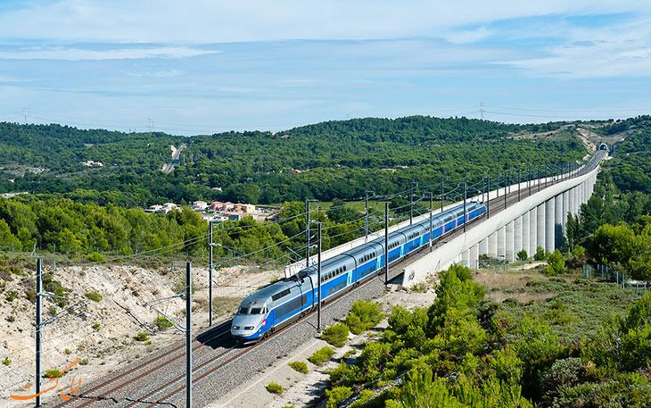قطار مارسی