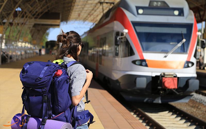 نکات سفر با قطار