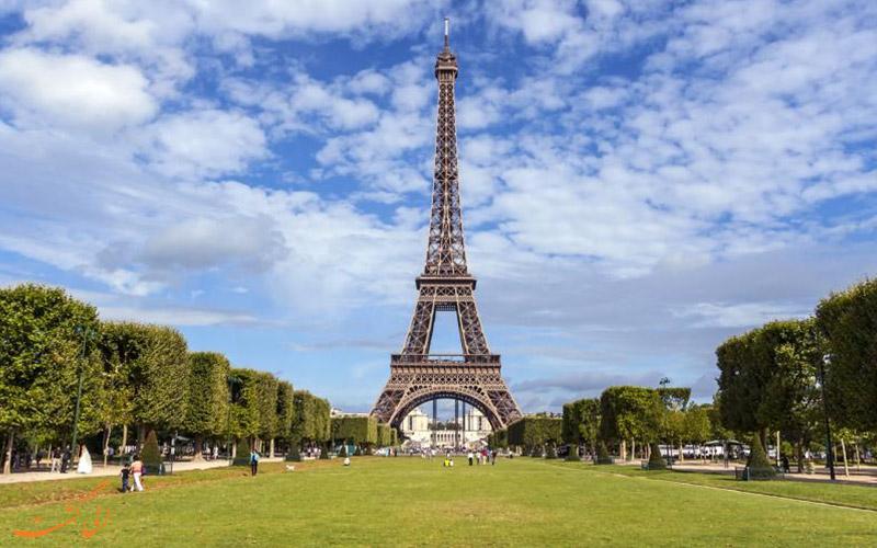 نکات سفر به پاریس - دیدن از برج ایفل